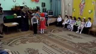 Красная шапочка на новый лад детский сад 1 г. Россошь