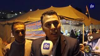 """""""تعاون الخير"""".. خيمة رمضانية تقدم الإفطار لأكثر من 200 صائم يوميا (16-5-2019)"""