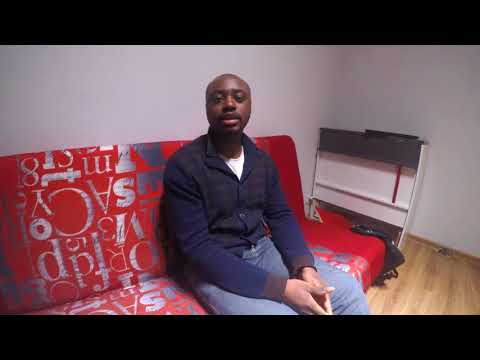 How Is It Living in Poland As An African? (Abraham Diomande Interview)