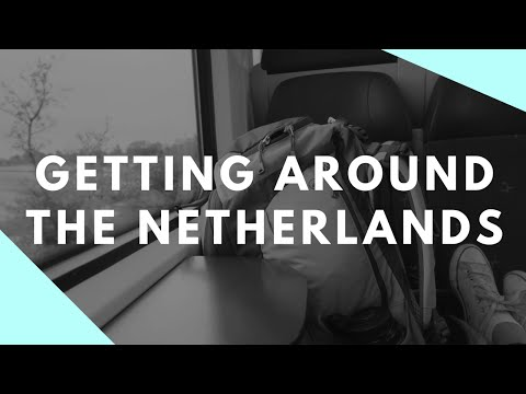 TRANSPORTATION GUIDE: The Netherlands