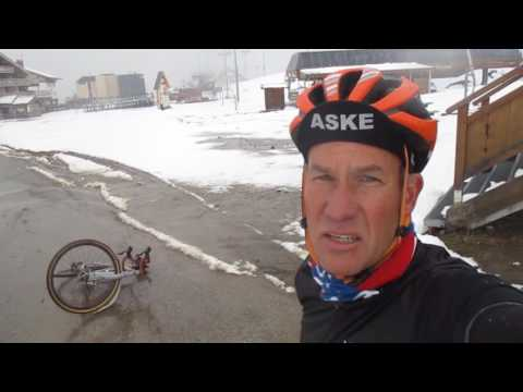 Alpe d'Huez Snow Report: 26th April 2017