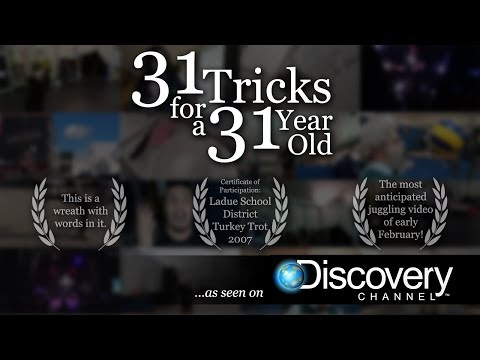 31 Tricks for a 31 Year Old