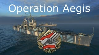 Operation Aegis   One Man Stand