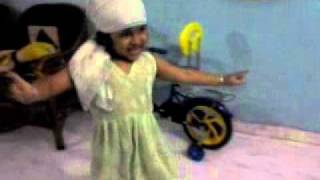 RUI DANCES AS BALWANT KAUR BHANGRA.mp4