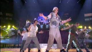 NSYNC HBO - Justin Beatbox - It
