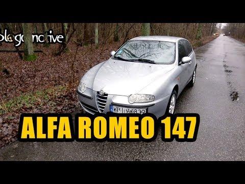 Alfa Romeo 147 1,6TS 2001r. (T#33)