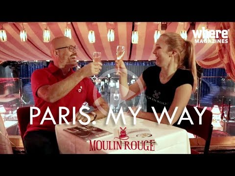 (FR) PARIS. MY WAY by where - Moulin Rouge