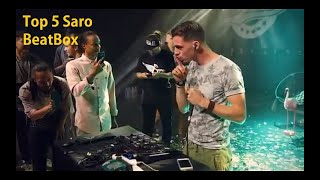 Top 5 beatbox Saro A Legend