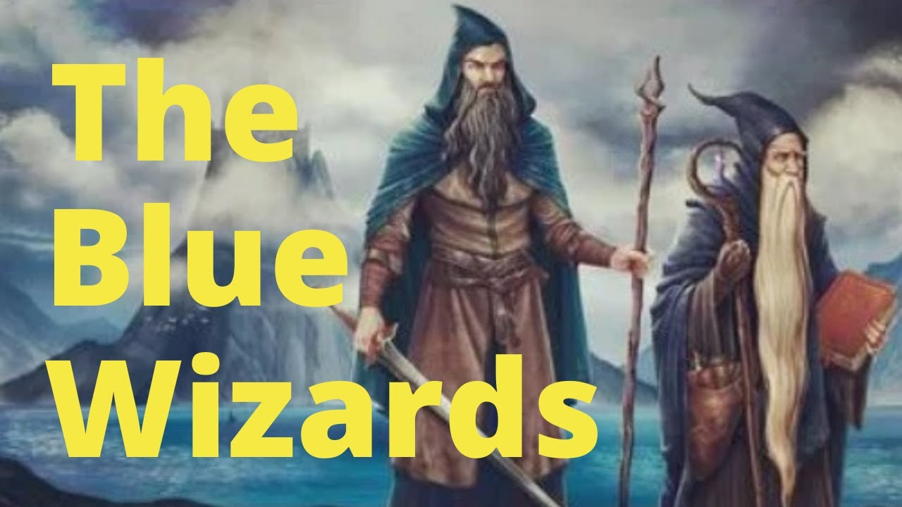 What happened to the Blue Wizards?