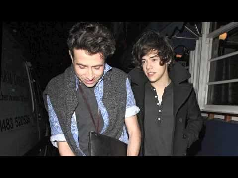Harry Styles plays Call or Delete with Nick Grimshaw