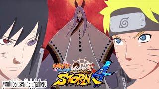 Naruto Shippuden Ultimate Ninja Storm 4: Trailer F