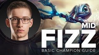 Fizz MID carry guide by TSM Bjergsen - Season 5 | League of Legends