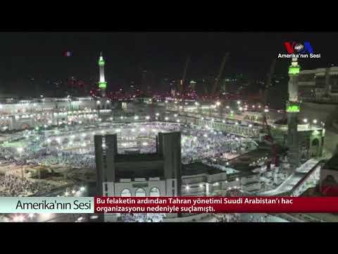 Müslümanlar Hac İçin Mekke'ye Akın Etti