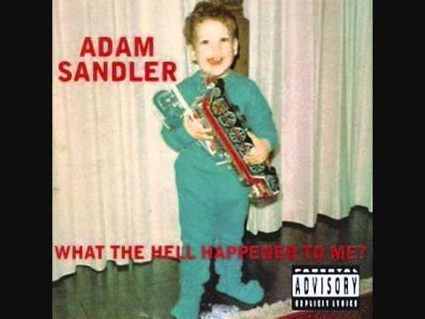 Adam Sandler  What The Hell Happened To Me  Chanukah Song  with Lyrics!