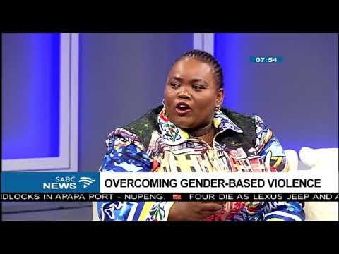 Survivors of gender-based violence honoured in a graduation ceremony