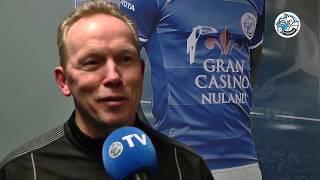 Reactie van Wil Boessen na derbywinst (FC Den Bosch - TOP Oss)