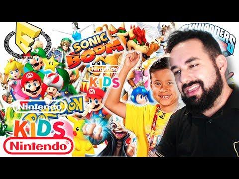 Nintendo Hace Juegos Y Consolas Para Ninos 2ds 3ds Y Nintendo