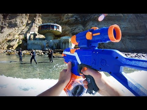 Thumbnail: Nerf War: World War 2