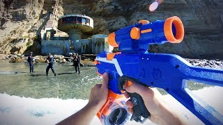 Nerf FPS: World War 2