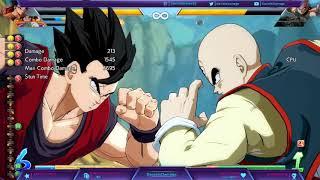 Fighting Games Training Power Hours! DBFZ Day!