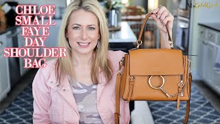Chloe Faye Day Shoulder Bag Review amp What 39 s In Mine MsGoldgirl