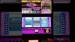 Wheel of Fortune $810,000 gold spin