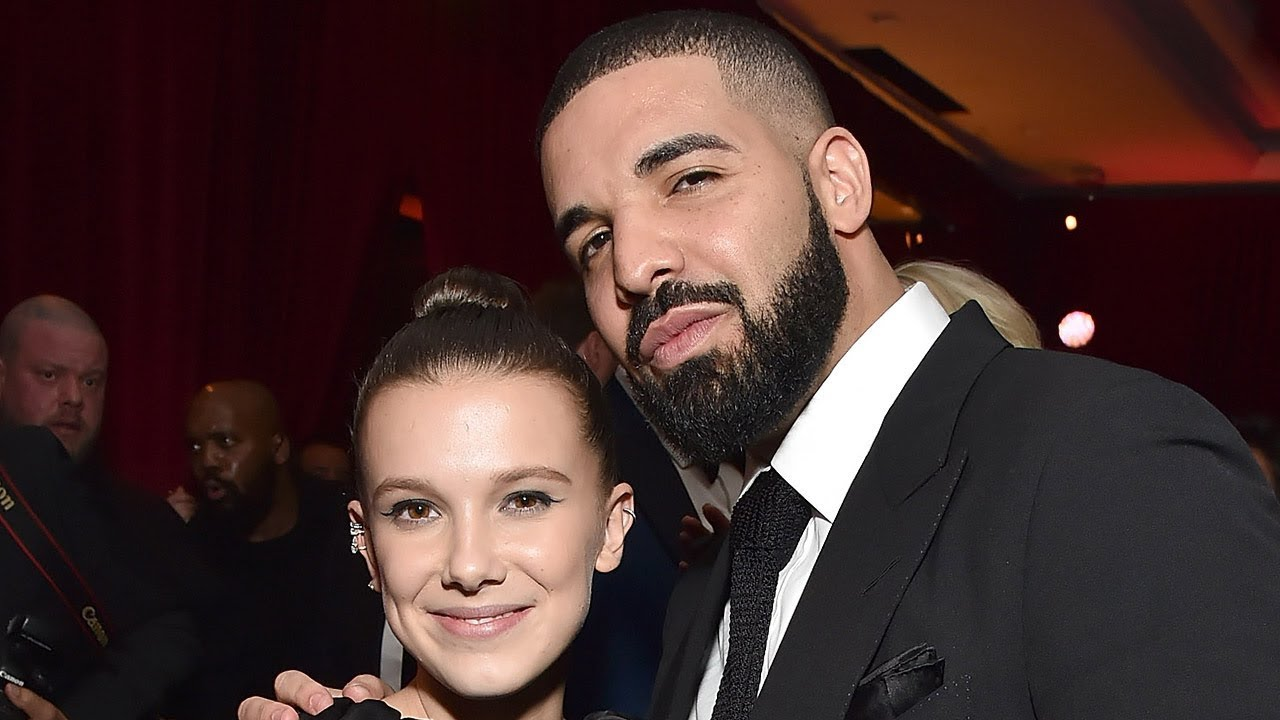 Millie Bobby Brown REVEALS Drake Texts Her About Boy Advice