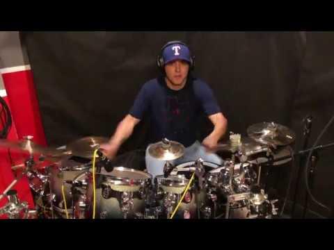 John Mayer, New Light - Drum Cover