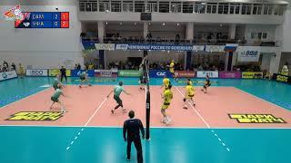 Югра-Самотлор - Урал (Уфа) 01202020 Обзор матча