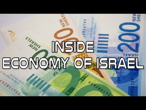 Inside Economy of Israel Crash Course