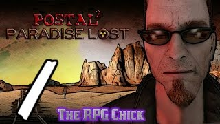 Let's Play Postal 2: Paradise Lost (Blind), Part 1: Intro