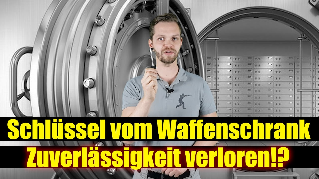 schl ssel vom waffenschrank zuverl ssigkeit verloren youtube. Black Bedroom Furniture Sets. Home Design Ideas