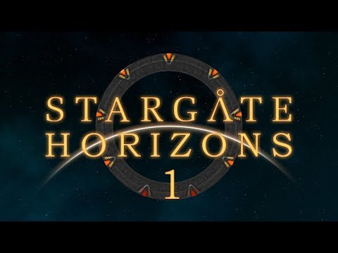 Stargate : Horizons Roll4it #1 - STEP THROUGH THE GATE - StarGate TTRPG