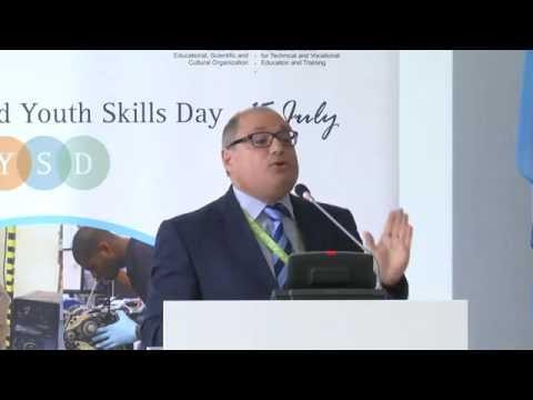 WYSD 2016 Bonn: Leveraging youth engagement for improved skills development