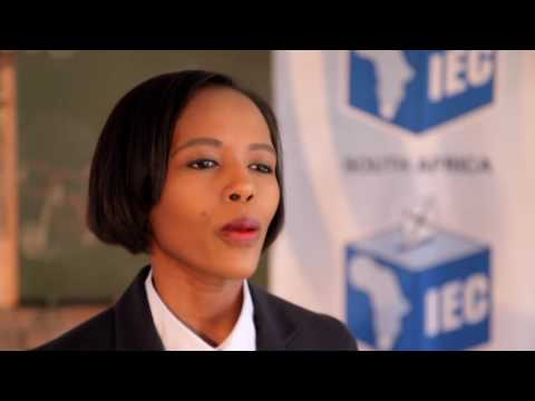 Electoral Commission of South Africa (IEC) Video For A Tender Pitch