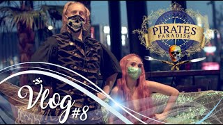 MERMAID VLOG #8 | La Sirène de Pirates Paradise