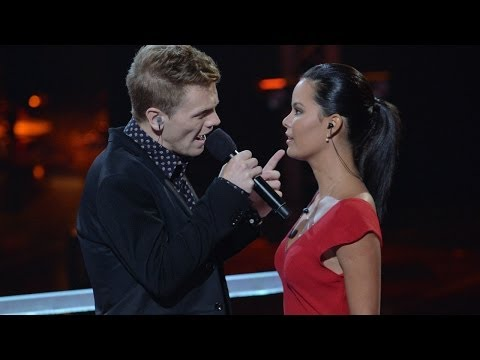 "The Voice of Poland III - Bartek Broniewski i Maria Rodriguez - ""Hit The Road Jack""  - Bitwa"