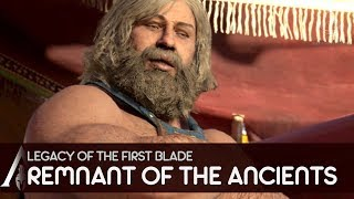 Legacy of the First Blade - Remnant of the Ancients - Assassin's Creed Odyssey DLC Gameplay