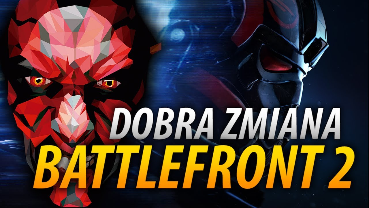 STAR WARS: BATTLEFRONT 2 [Gameplay] Dobre zmiany