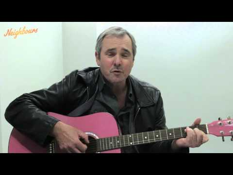 Neighbours: Alan Fletcher sings YOUR suggested songs