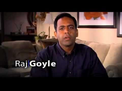 Raj Goyle TV ad: Good Ideas