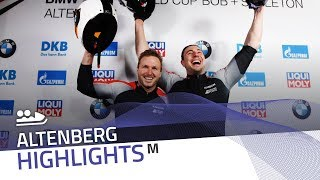 Kripps celebrates his birthday in style | IBSF Official