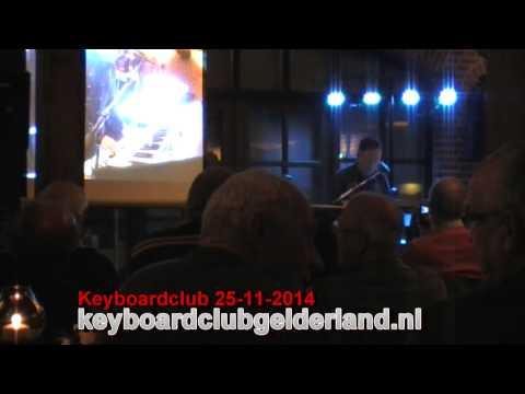 Accordeon en Roland - Keyboardclub 24 11 2014