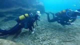 Plongée Gorges du Tarn en Lozère