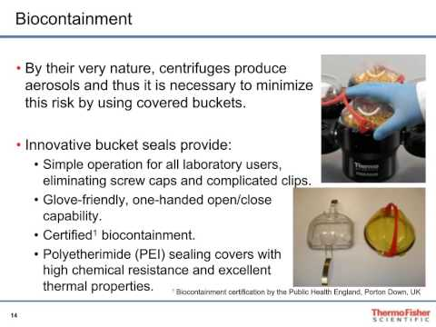 Choosing the Right Centrifuge for Your Lab