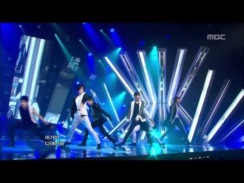 120623 [HD] INFINITE - Chaser, 인피니트 - 추격자, Music Core