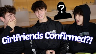 Do I Have A Girlfriend #AskJosh Ft. Bryce Hall & Jaden Hossler