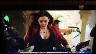 《蟻人》Ant-Man and 《復仇者聯盟2》The Avengers 2 幕後花絮behind the scenes Thumbnail
