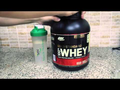 how to use whey protein