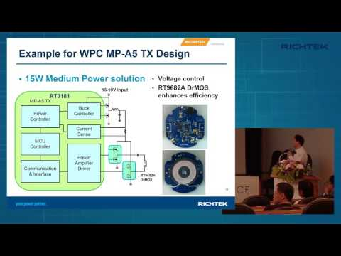 Wireless Power Circuit Design and Solutions